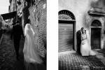 Bride Groom Ghetto Rome