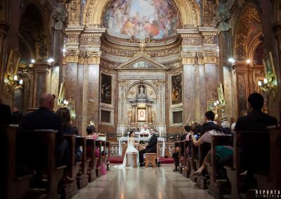 Wedding San Silvestro in Capite Rome