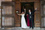 Wedding ceremony San SIlvestro Capite Rome