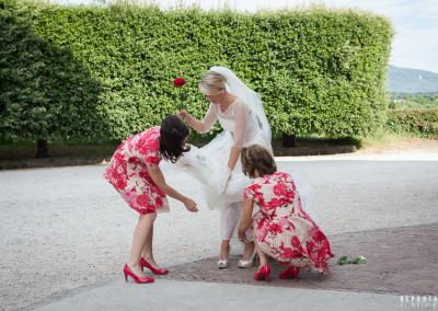 Wedding in Grottaferrata