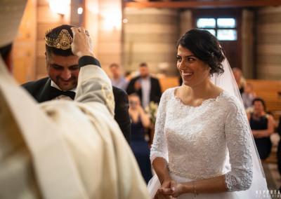 Maronite wedding Collegio Siro Maronita Rome