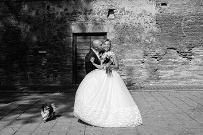 Sposi Complesso Vignola Mattei Roma