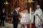 Wedding ceremony San Silvestro in Capite