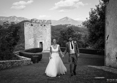 Wedding in Labro - Rieti Italy