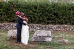 Bride Groom Via Appia Rome