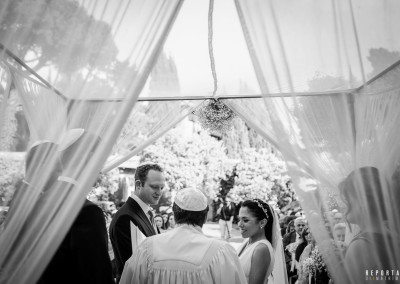 Jewish wedding in Rome