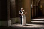 Romantic small wedding Rome