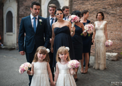 Wedding San Bonaventura Palatino