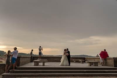 Sposi Giardino Aranci Roma