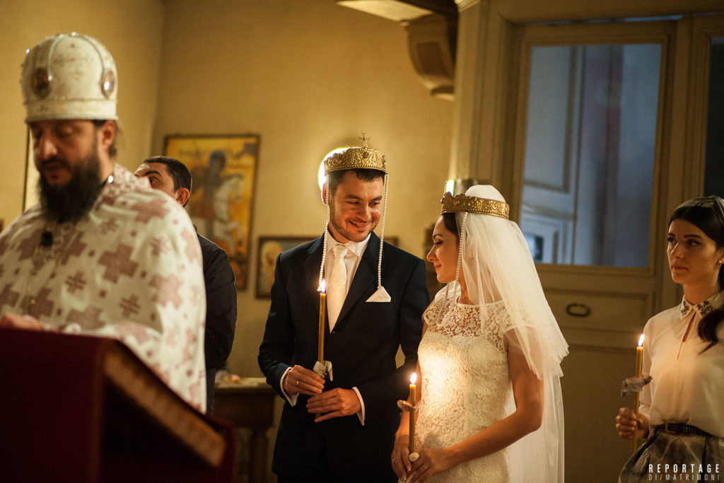 The Orthodox Wedding Ceremony: a deeply symbolic and solemn service