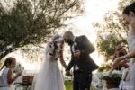 wedding bracciano lake