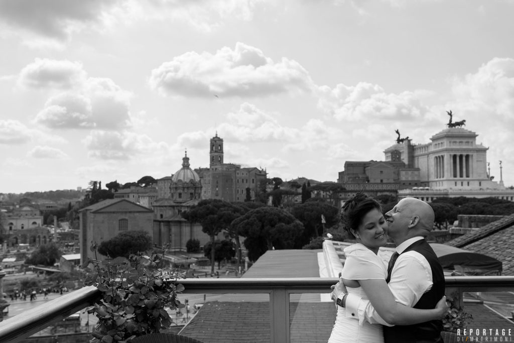 Hotel Forum Rome Rooftop