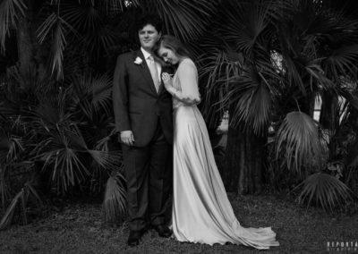 Intimate america wedding Rome Italy